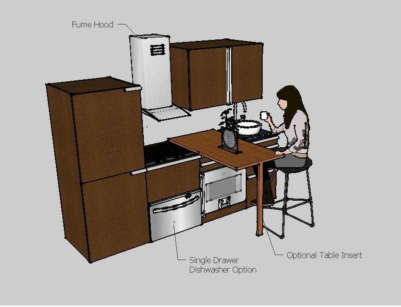 joshua m wilcox first build comp micro kitchen 2014