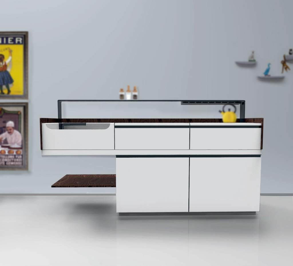 crowley micro kitchen